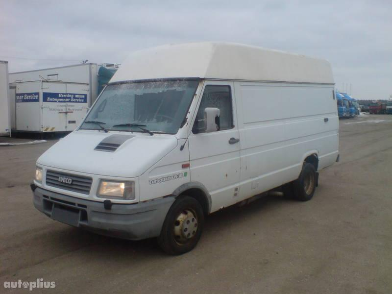 Iveco,  Daily 35-10 , krovininis