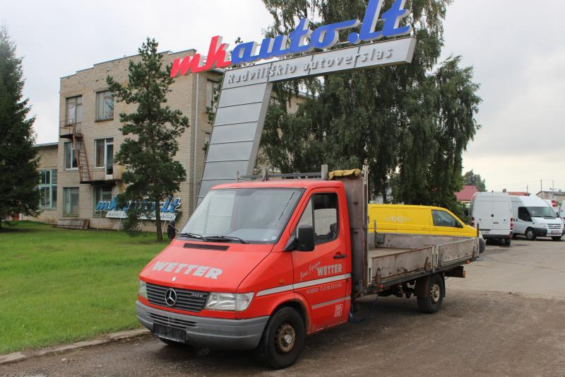 Mercedes-Benz,  sprinter 312 , krovininis