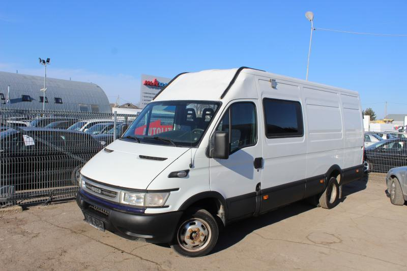 Iveco,  Daily 35C15-MAXI 3.0HDI 6Person, krovininis
