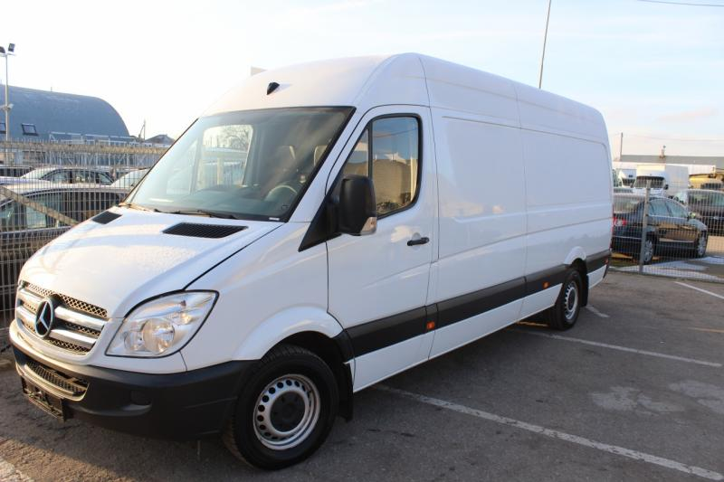 Mercedes-Benz,  Sprinter 318, krovininis