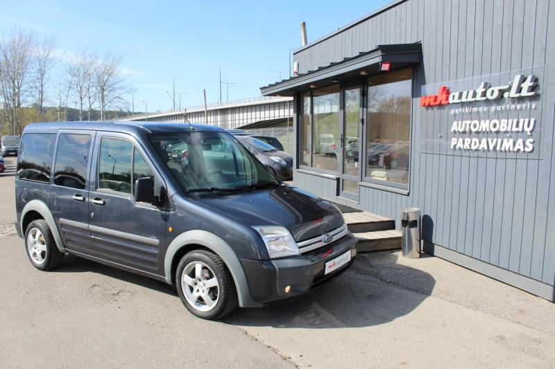 Ford,  Connect Tourneo , krovininis