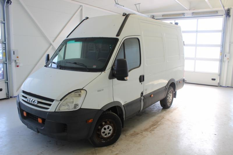 Iveco,  Daily 35S14 , krovininis
