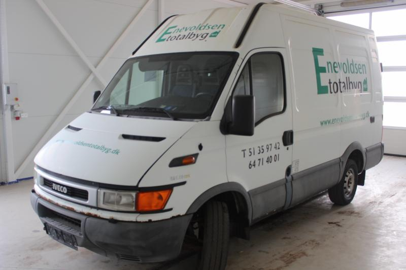 Iveco,  Daily 29L10 , krovininis