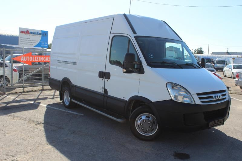 Iveco,  Daily 35C18 , krovininis