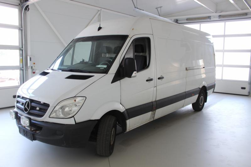 Mercedes-Benz,  Sprinter 316CDi .Motor defect., krovininis