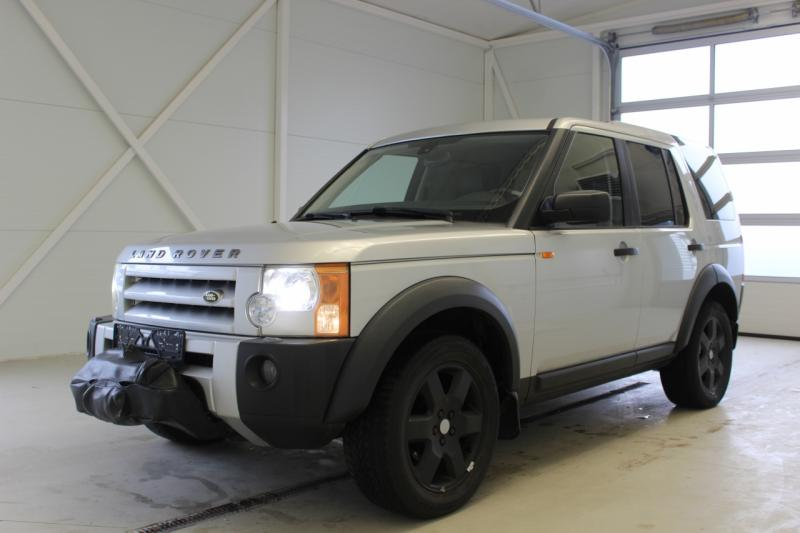 Land Rover,  Discovery , krovininis