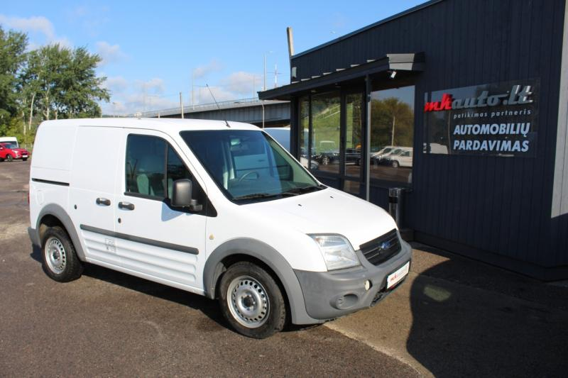 Ford,  Transit Connect . Geras techninis stovis, krovininis