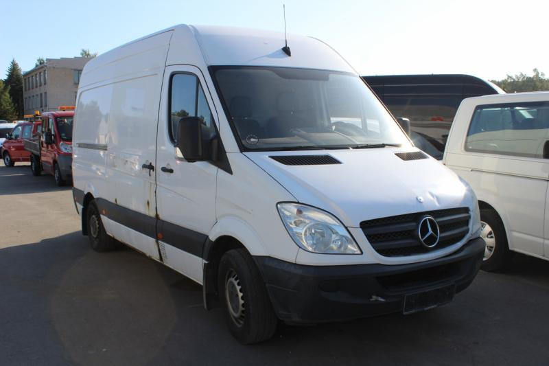 Mercedes-Benz,  Sprinter 318CDi.Motor defect., krovininis