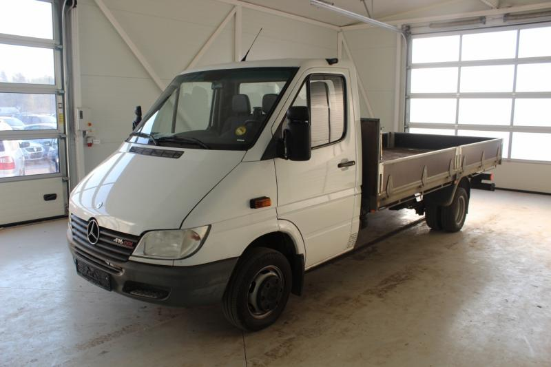 Mercedes-Benz,  Sprinter 416, krovininis