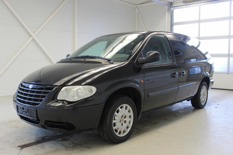 Chrysler,  Grand Voyager , krovininis