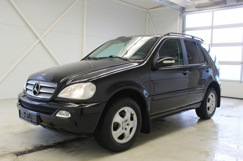 Mercedes-Benz,  ML270 , krovininis