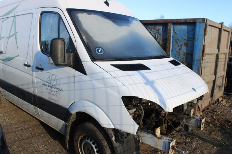 Mercedes-Benz,  Sprinter 316CDi.MOTOR DEFECT, krovininis