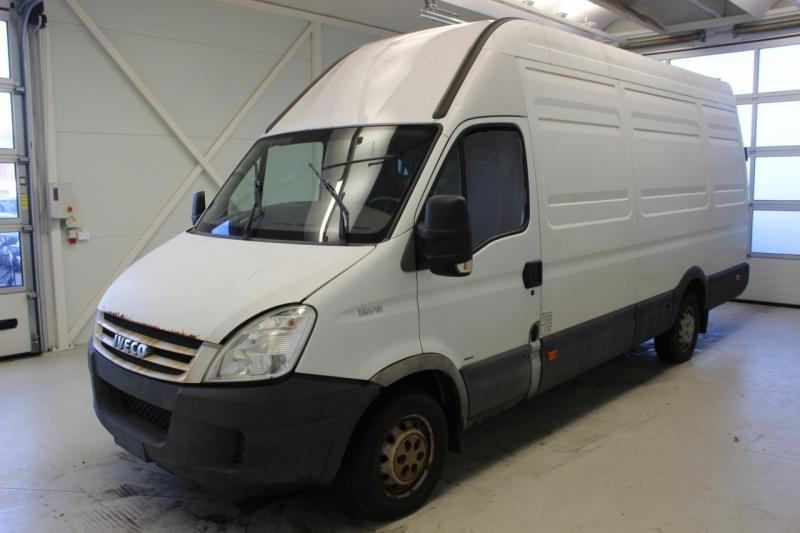 Iveco,  Daily 35S17 , krovininis