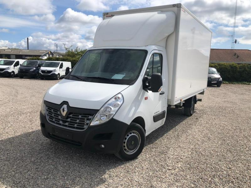 Renault,  Master 2.3DCI 2.3 dCi 135 Chassis, krovininis