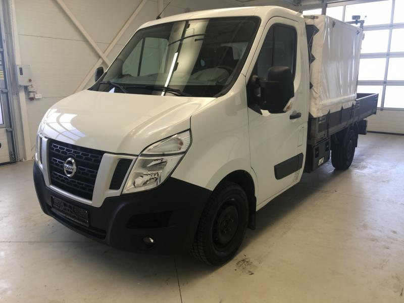 Nissan,  NV400 2.3 dCi 135 Chassis, krovininis